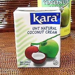 Kara ココナッツクリーム 200ml