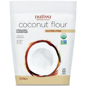 Nutiva有機ココナッツフラワー 1.36kg