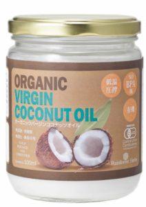 有機ココナッツオイル 500ml
