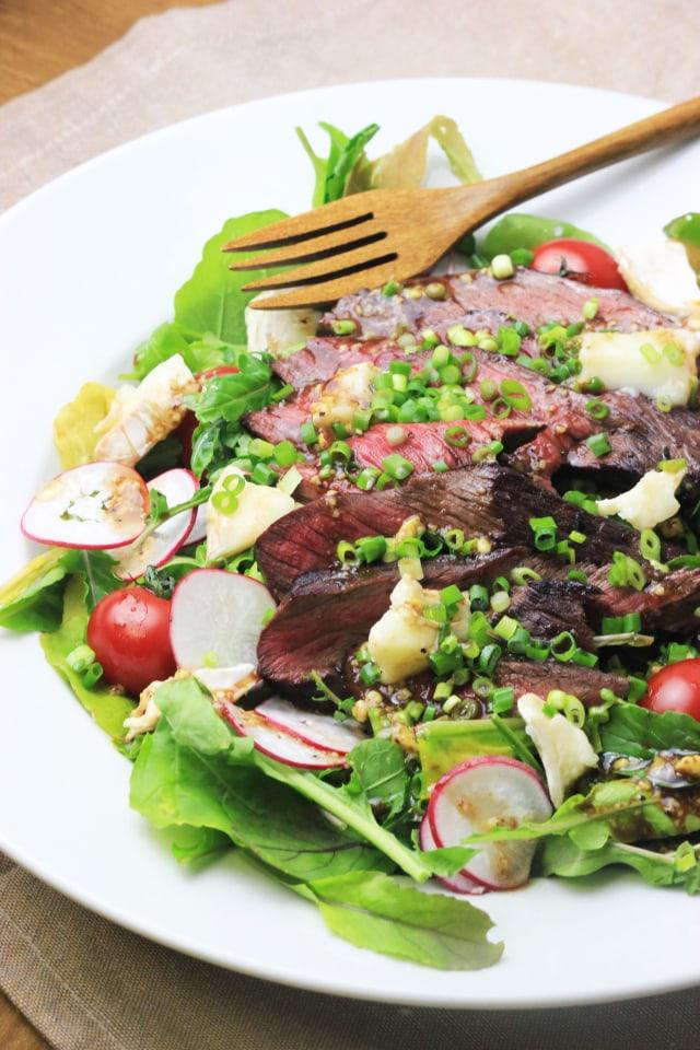 flank-goat-salad