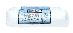 Kirkland ゴートチーズ 300g