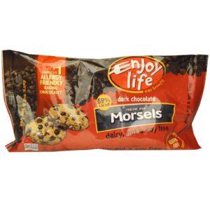 iHerb - Enjoy Life Foods, 一口サイズのダークチョコレート