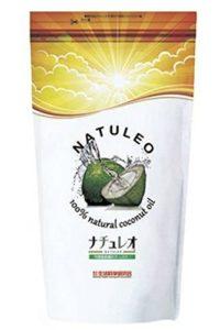 ナチュレオのココナッツオイル