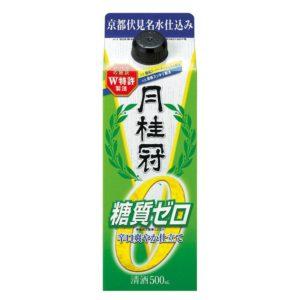 月桂冠 糖質ゼロ 料理酒 500ml