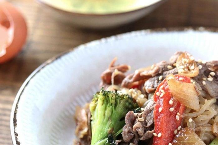 野菜のすき煮