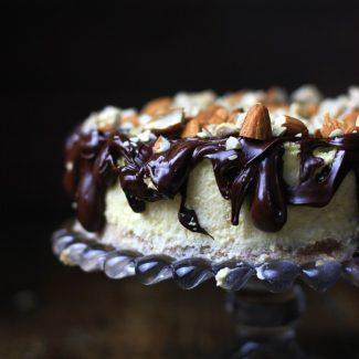 糖質オフニューヨークチーズケーキ(砂糖不使用・グルテンフリー)