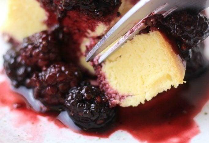 糖質オフスフレチーズケーキ