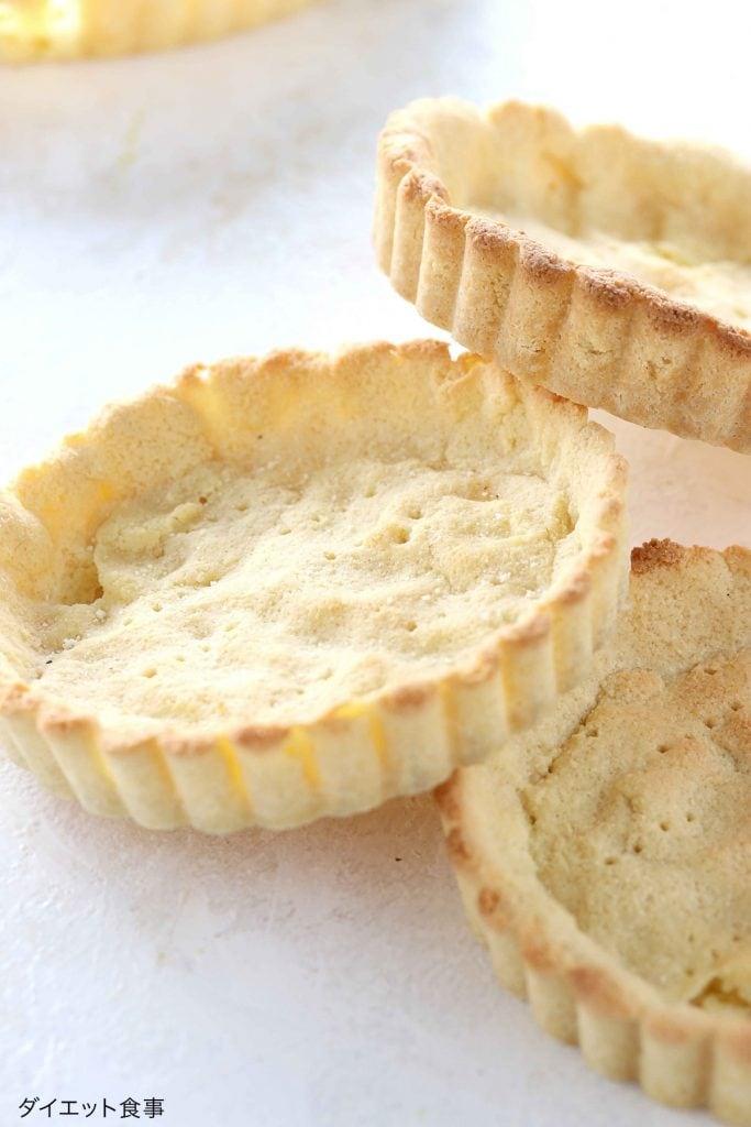 タルト生地の作り方・うちのダイエット食事・バターたっぷりのパイ生地はどの料理でも活用できます。