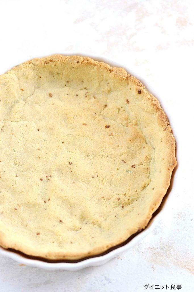タルト生地の作り方・うちのダイエット食事・おかず用パイ生地のレシピ!