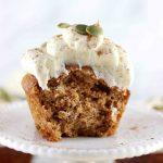 糖質制限かぼちゃカップケーキのレシピ