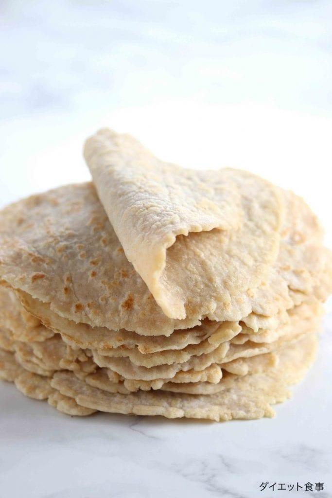糖質制限トルティーヤの作り方・うちのダイエット食事・柔らかくてもちもちグルテンフリートルティーヤのレシピです!糖質制限トルティーヤの作り方・うちのダイエット食事 #糖質制限 #糖質オフ #低糖質 #グルテンフリー #トルティーヤ