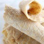 糖質制限トルティーヤの作り方